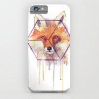 Bonjour Fox!! iPhone 6 Slim Case