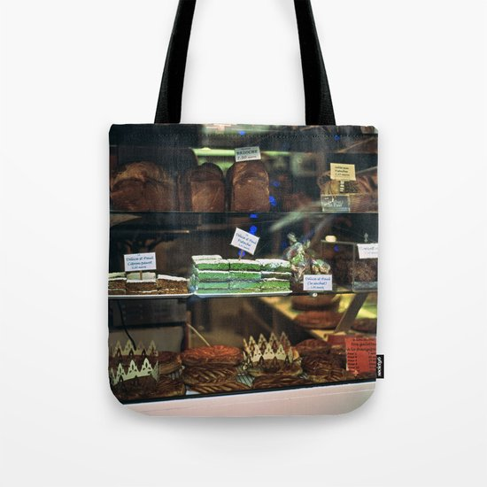 French Bakery  Tote Bag