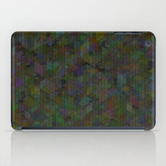 Panelscape - #7 society6 custom generation iPad Case