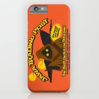 iPhone & iPod Case featuring Jawa Trading Post by Grady