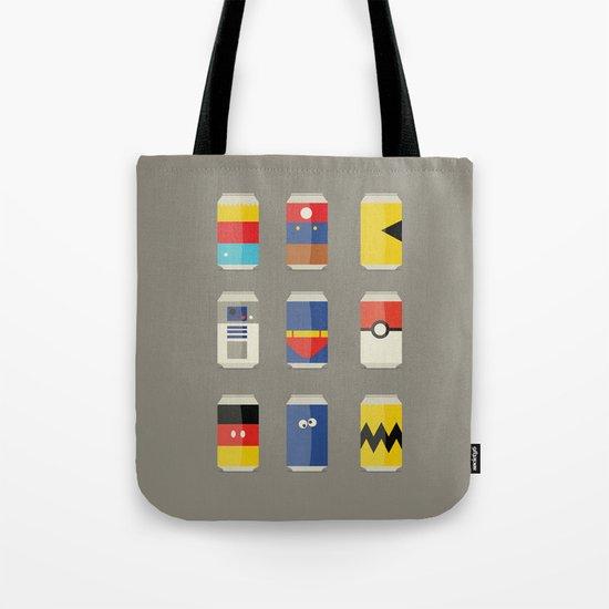 Pop Culture Tote Bag