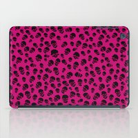 Death Lepard Pink iPad Case