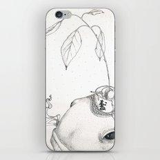 Fish and Avocado iPhone & iPod Skin