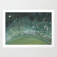 Galaxy No. 2  Art Print