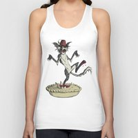 The Cat That Danced In A… Unisex Tank Top