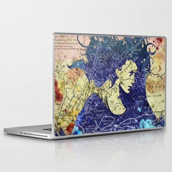 Lady of the Lake. Laptop & iPad Skin