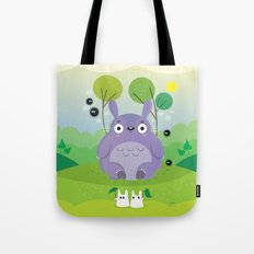 Cute neighbor Tote Bag