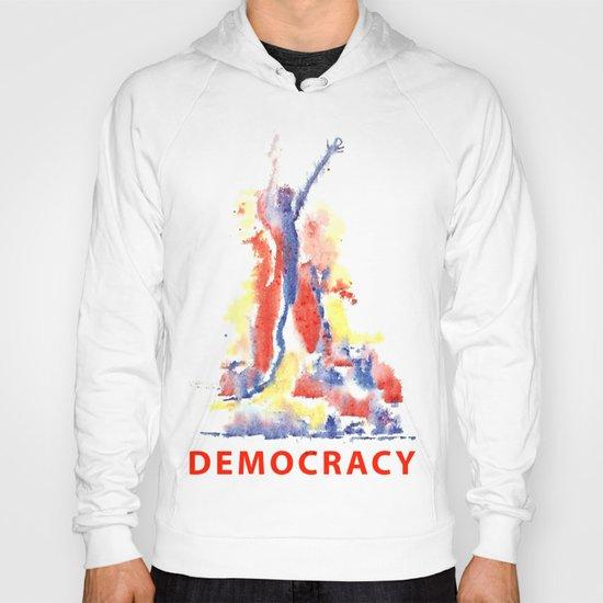 democracy Hoody