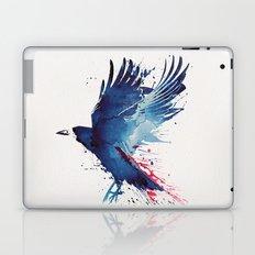 Bloody Crow Laptop & iPad Skin