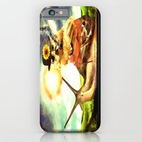 iPhone & iPod Case featuring Owl-oysius by Lazy Bones Studios