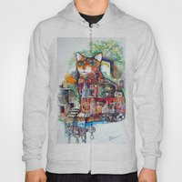 Mystic Cat Hoody