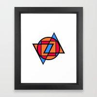 Stardust Industries Framed Art Print