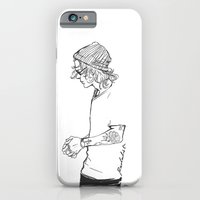 iPhone & iPod Case featuring Not Stripes by Rosketch