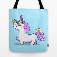Fabulous Unicorn Tote Bag