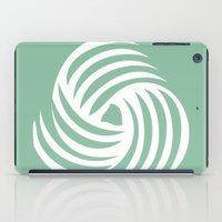 wirbelnde sonne iPad Case