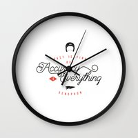 Xenophon - Accuracy Wall Clock