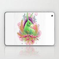 Green donkey Laptop & iPad Skin
