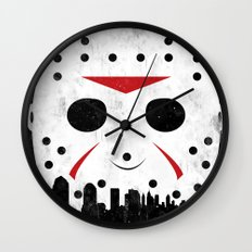 Friday The 13th Part VII… Wall Clock