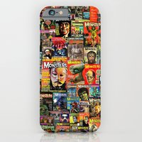 Monsters  |  Collage iPhone 6 Slim Case