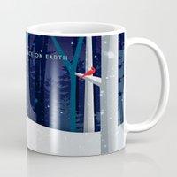 Peace On Earth Mug