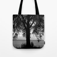 Where I Stand Tote Bag