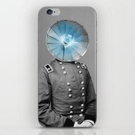 Electric General iPhone & iPod Skin
