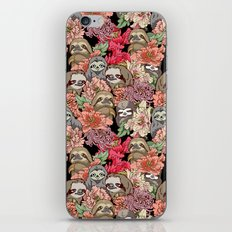 Because Sloths iPhone & iPod Skin