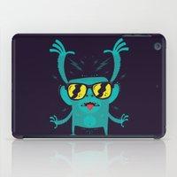Cool monkey! iPad Case