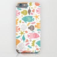 Retro Fish iPhone 6 Slim Case