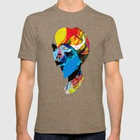 head_141113 Mens Fitted Tee Tri-Coffee SMALL