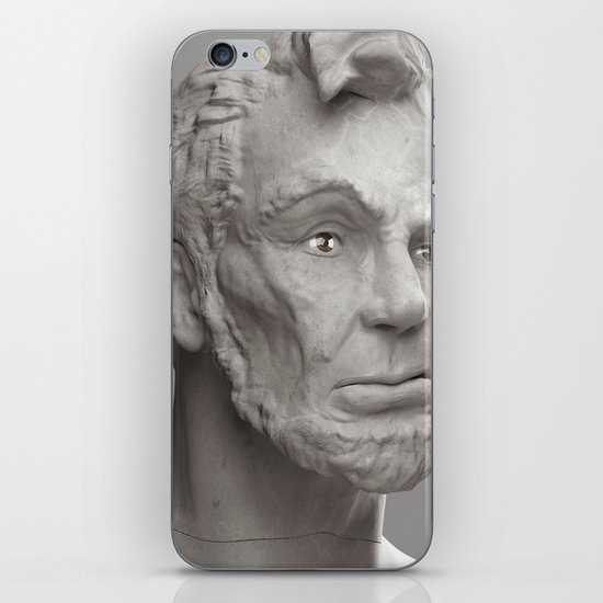 Visions - Lincoln iPhone & iPod Skin
