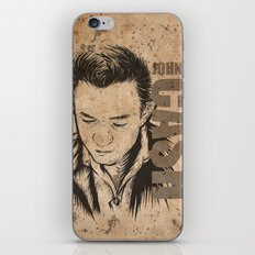 CASH iPhone & iPod Skin