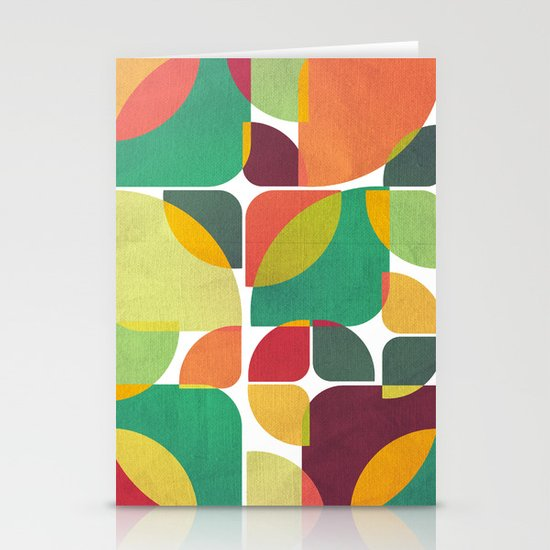 Last days of summer Stationery Card