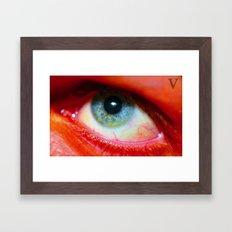 scsv Framed Art Print