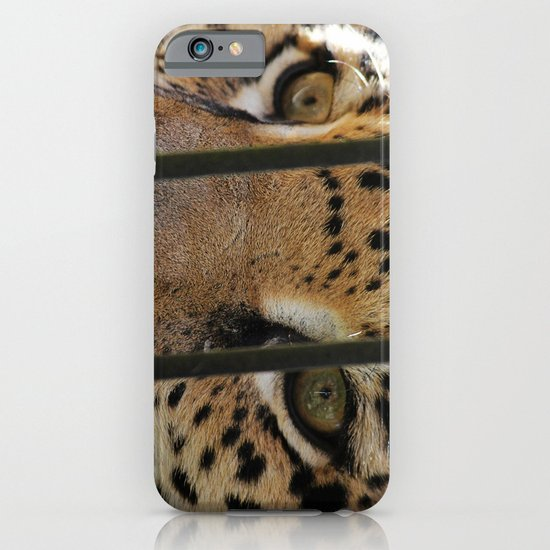 Hungry Eyes iPhone & iPod Case
