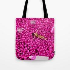 Oppression - Woman Tote Bag