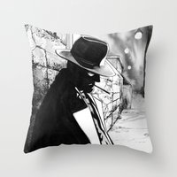 A Night To Remember  Throw Pillow
