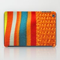 In Woven Color iPad Case
