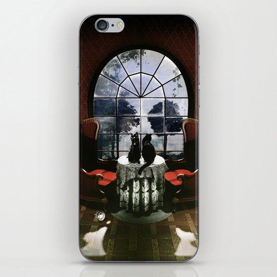 Room Skull iPhone & iPod Skin