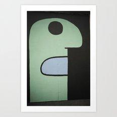 ESG007 Art Print