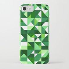 Green Machine / Pattern #8 Slim Case iPhone 7