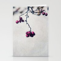 Bacche Stationery Cards