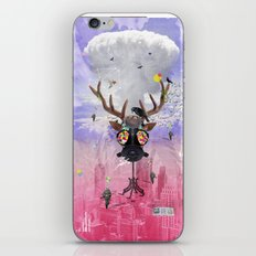Ozone Is Dying iPhone & iPod Skin