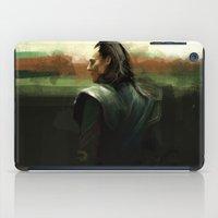 Prisoner Loki  iPad Case