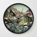 Whole New World Wall Clock