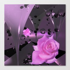 dream pink Canvas Print