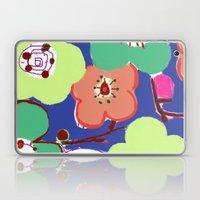 Plum Blossom Laptop & iPad Skin