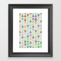 Girly Things Framed Art Print