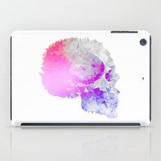 Low poly skull iPad Case