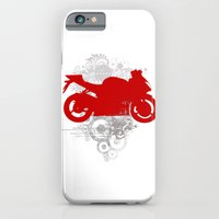 Racing iPhone 6 Slim Case